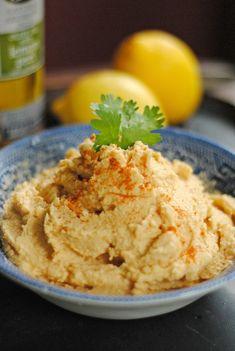 Spicy Lemon Hummus