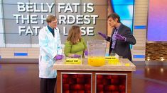 Melt Belly Fat By Walking 30 Minutes a Day: Dr. Oz explains why belly fat is the easiest type of fat to lose on the body.