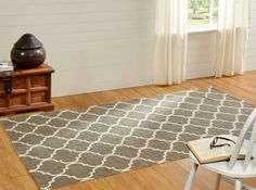 Our Grayson Rugs make a statement in any room, and are a quick way to change up your look!  Shop the collection at The BitLoom Co. here:  https://www.thebitloom.com/collections/braided-woven-jute-rugs/products/grayson-gray-cotton-trellis-rugs