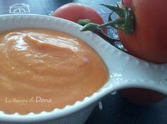 Le amiche di Dona - Appunti di cucina: Dona Sauce with Red Fresh Tomato and hot pepper  –...