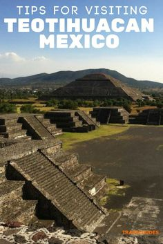 Tips for Visiting Teotihuacan, Mexico - As one of the ancient world's largest cities, Teotihuacan represents the grandest moment of the Mesoamerican era. Though the reason behind Teotihuacan's collapse is still a mystery, its culture, unique urban design, and artistic influence has extended to other regions and beyond   TravelDudes Social Travel Community and Blog::