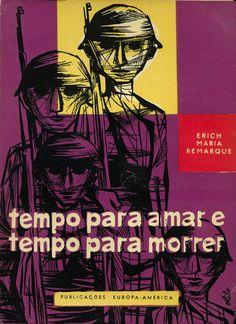 1962, Portugal. Book cover by Otelo Azinhais