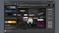 Shake, Instrument Sounds, Native Instruments, Snare Drum, Drum Kits, Drums, Jay, Room, Free