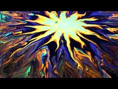 These Abstract Paintings Are Unbelievably Satisfying - YouTube