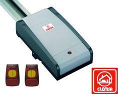 CLEMSA AS120 para puertas seccionales y basculantes de muelles de 1000N o de hasta 11m². - http://www.automatismosypuertas.es/automatismos/clemsa-as120-para-puertas-seccionales-y-basculantes-de-muelles-de-1000n/