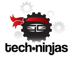 Tech Ninja Designed by jarofmoths Ninja Logo, Create Your Own, Create Yourself, Gear Logo, How To Make Logo, Logo Maker, Superhero Logos, Logo Design, Tech
