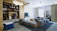 Beautifully Modern Youthful Home For A Small Family 3