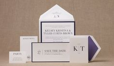 New Wedding Invitations by Crane & Co. from the New York Stationery Show - WeddingWire: The Blog