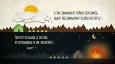 Verse of the Day from Logos.com    민수기 9:23, 곧, 그들이 여호와의 명령을 따라 진을 치며, 여호와의 명령을 따라 행진하고, 또, 모세를 통하여 이르신 여호와의 명령을 따라 여호와의 직임을 지켰더라.