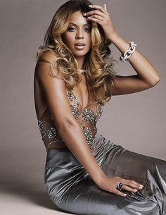 Beyonce Glamour Magazine Photoshoot by crackheadmedia, via Flickr