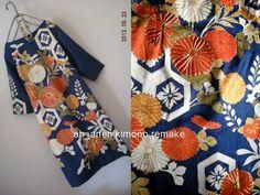 Kimono remake . I love this idea.
