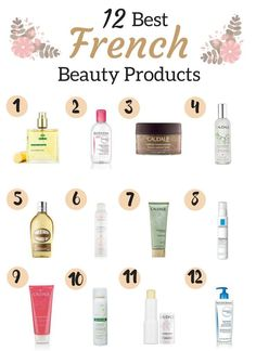 The Best French Beauty Products to Buy in France or online! The Best French Beauty Products to Buy in France or online!,she's a beauty The Best French Beauty Products to Buy in France (or. Beauty Products To Buy In France, Skin Care Regimen, Skin Care Tips, Beauty Hacks For Teens, Nuxe, Beauty Care, Beauty Tips, Beauty Buy, French Beauty Secrets