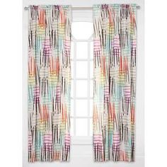 Crayola® Stroke of Genius Curtain Panel : Target