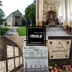 Muzeum Romantyzmu w Opinogórze grób Krasińskiego