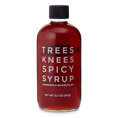 Spicy Syrup | chili maple syrup, spicy | UncommonGoods