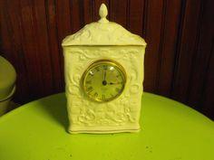 Vintage Lenox Georgian Style Mantel/Mantle Clock by peacenluv72, $53.50