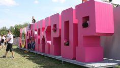 Pinkpop. Netherlands.