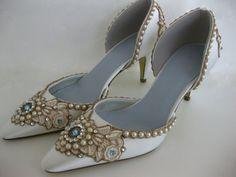 6005c3afea6 This item is unavailable. Unique Wedding ShoesWedding ...