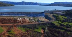 Northern California dam forced to use emergency spillway for first ...