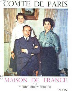 le comte de Paris Henri VI et deux de ses filles