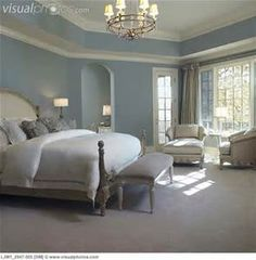 Blue Master Bedroom Design cute realistic bedroom decor #bedroom | b e d r o o m s