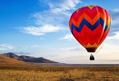Dubai Hot Air Balloon Adventure
