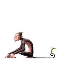 Its a Monkey by ~SWEI on deviantART