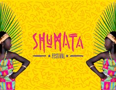 """Check out this @Behance project: """"SHUMATA Festival"""" https://www.behance.net/gallery/44307159/SHUMATA-Festival"""