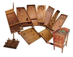 Grands jeux en bois
