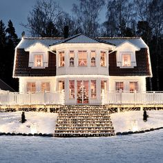 Ostentatious Outdoor Lights