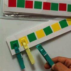 Montessori-Manipulations-Workshops - S Motor Skills Activities, Montessori Activities, Preschool Learning, Kindergarten Math, Educational Activities, Classroom Activities, Learning Activities, Preschool Activities, Teaching