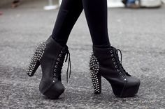 Lita Spike, by: Jeffrey Campbell.