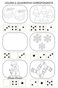 Preschool Education, Preschool Learning Activities, Subitizing, Christmas Doodles, Christmas Activities For Kids, Simple Math, Crafts For Kids To Make, Blog, Crafts