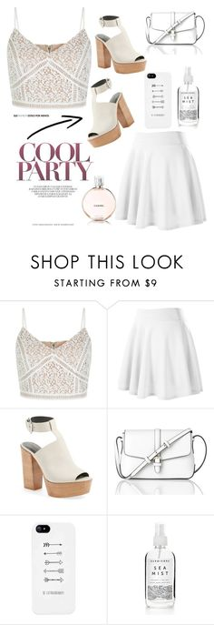"""""""Untitled #39"""" by nicolerr12 ❤ liked on Polyvore featuring New Look, Rebecca Minkoff, L.K.Bennett and Chanel"""