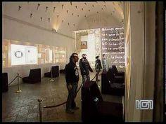 Virtual Reality:Paolo Buroni Biblioteca virtuale di Federico da Montefeltro a Palazzo Ducale di Urbino, 2010