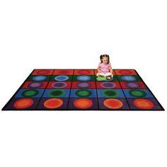 """Dot Spots Carpet, 10'9"""" x 13'2"""" Rectangle, FCFE11858A"""