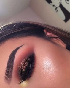 Gorgeous Makeup: Tips and Tricks With Eye Makeup and Eyeshadow – Makeup Design Ideas Gorgeous Makeup, Pretty Makeup, Love Makeup, Makeup Inspo, Makeup Inspiration, Daily Inspiration, Dead Gorgeous, Makeup Style, Eyeshadow Looks