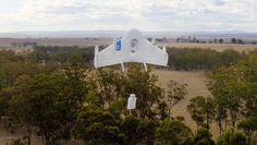 Drone Wing – Comment Google contourne les règles de la FAA