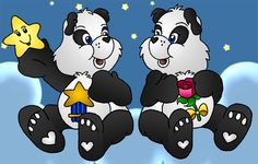 Perfect and Polite Panda (Care Bear Cousins) by Prettysolderpetite on DevianArt