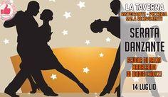La Taverna | Serata Danzante - Venerdì 14 Luglio http://affariok.blogspot.it/