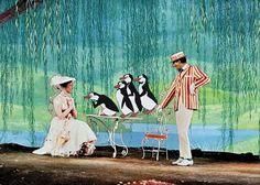 Still of Julie Andrews and Dick Van Dyke in Mary Poppins 1964 Mary Poppins Lyrics, Mary Poppins Movie, Mary Poppins And Bert, Mary Poppins 1964, Mary Poppins Jolly Holiday, Disney Movies To Watch, Disney Songs, Disney Films, My Fair Lady
