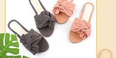 Jual Sandal Wedges Sandal Wedges, Wedge Sandals, Ribbon, Fashion, Tape, Moda, Wedge Flip Flops, Fashion Styles, Band