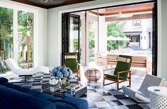 Nate Berkus is an American interior designer, author, TV host and television personality. He runs the Chicago interior design firm Nate Berkus Associates Nate Berkus, Mid Century Modern Living Room, Living Room Modern, Living Room Designs, Living Rooms, Living Spaces, Lounge Design, Style At Home, Tampa Homes