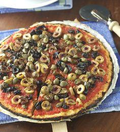 Paleo Pizza Marinana | The Iron You