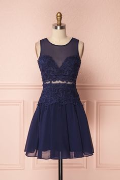 Wear our short dresses for summer and winter! They'll show off your best features and create a sophisticated look. Short Dresses, Prom Dresses, Summer Dresses, Formal Dresses, Boutique Party Dresses, Girly, Navy Lace, Tulle, Vestidos