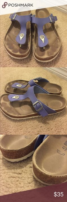 Birkenstock sandals size 41,L10 M8 Good used condition,see all photos Birkenstock Shoes Sandals
