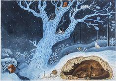 Henning Trollback Illustration