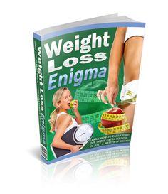 Weight Loss Enigma...Its really not a secret.. FIBER FIBER FIBER
