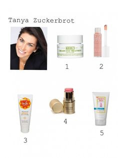 Favorite Summer Products Green Beauty Picks | Tanya Zuckerbrot: is a registered dietitian in private practice in Manhattan and creator of the F-Factor Diet