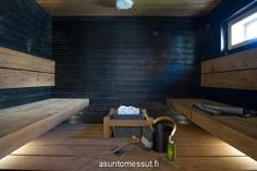 Asuntomessut Vantaalla 2015 - 11 Designer 151 - Sauna
